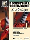 Essential Technique for Strings (Essential Elements Book 3): Viola