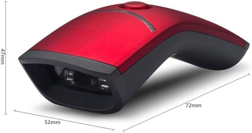 Escáner de código de Barras escáner código Pistola supermercado Caja registradora escáner: Amazon.es: Hogar
