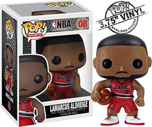 Funko POP NBA Lamarcus Aldridge Vinyl Figure by Funko