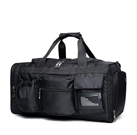 Amazon.com  CLHFJ Multifunctional Pocket Gym Bag Travel Bags ... 427adc689b842
