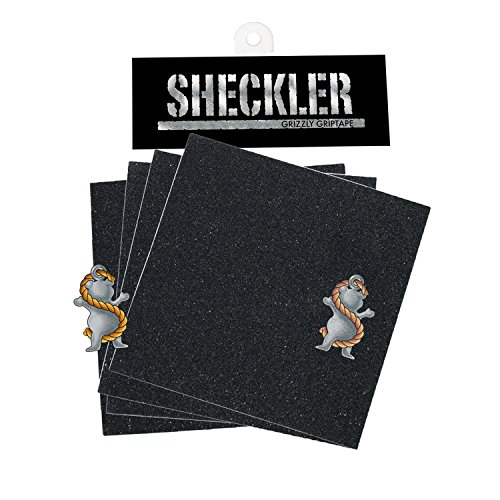 Grizzly Sheckler署名グリップSquares Packスケートボードグリップテープ