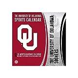 Oklahoma Sooners 2020 Calendar