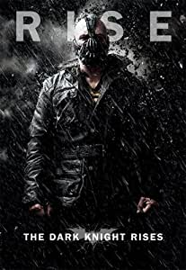 "Batman: The Dark Knight Rises - Teaser Movie Poster (Bane: Rise) (Size: 24"" x 36"")"