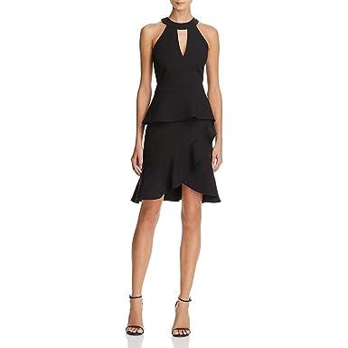 257c7d4a Amazon.com: Adelyn Rae Womens Kasi Ruffle Dress: Clothing