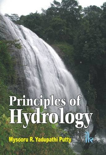 Principles of Hydrology M.R. Yadupathi Putty