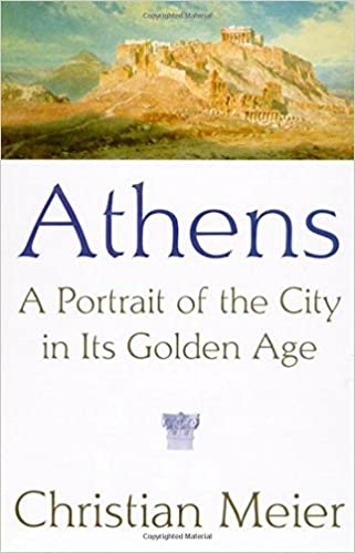 golden age of athens summary
