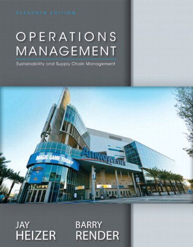 Operations Management, NEW MyOMLab with Pearson eText, and Student CD (3rd Edition)