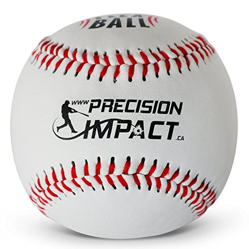 Precision Impact Flex-Ball: Low Impact Safety Tee Balls for Kids Indoor Baseball or Outdoor Baseball (3-Pack) For Sale