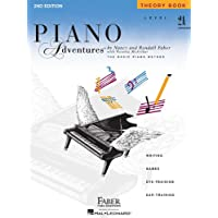 Level 2A - Theory Book: Piano Adventures