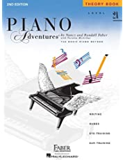Piano Adventures: Theory Book - Level 2a