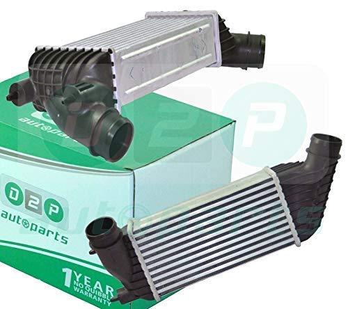 D2P 1440068680, 1440094280, 1498985080 INTERCOOLER Radiator: