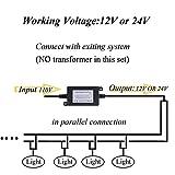 Hypergiant 12W LED Landscape Lights Low Voltage