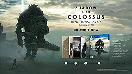 Shadow of The Colossus Special Edition - PlayStation 4