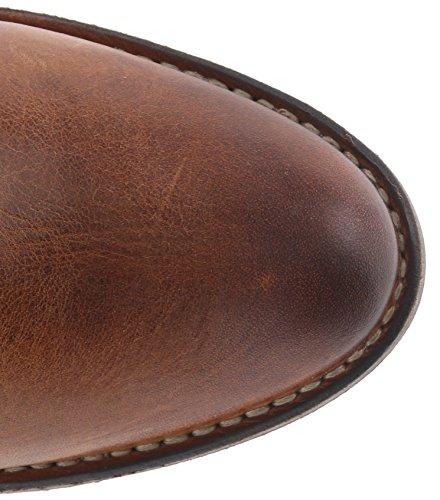 Frye Jackie Button Damen US 8 Braun Mode-Knie hoch Stiefel EU 39