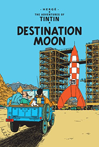 Destination Moon (The Adventures of Tintin) (Adventures of Tintin (Hardcover))