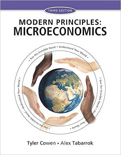 microeconomics economics and the economy version 20