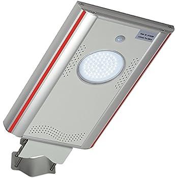 Commercial Outdoor Solar Led Street Light 1 800 Lumens