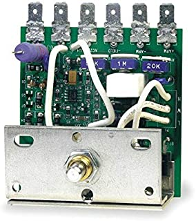 product image for Dart DC Speed Control, 90/180VDC, 2A, NEMA 1/4 Dayton Model 5JJ57