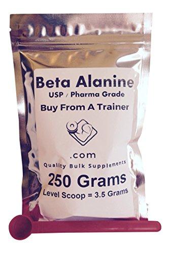 250 grammes bêta Alanine poudre Carnosine récupération Endurance Pharmaceutical 250g