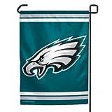 """NFL Philadelphia Eagles WCR77611013 Garden Flag, 11"""" x 15"""""""