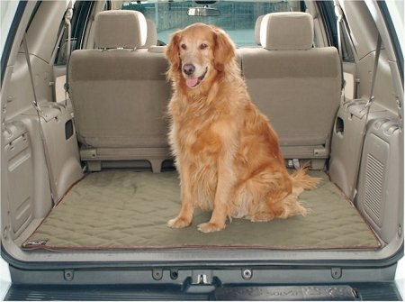 PetSafe Solvit Deluxe SUV Cargo Liner for Pets ()