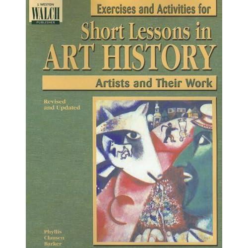 Art Lessons Amazoncom