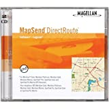Magellan DirectRoute North America Street Map VGA Video Card