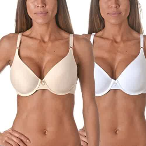 Maidenform Women's One Fab Fit T-Shirt Bra