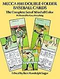 Mecca, 1911 Double-Folder Baseball Cards, , 0486267563