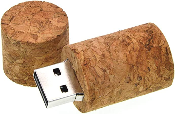 A Plus 10 Pack 32GB USB Flash Drive Bottle Stopper Memory Stick Wine Cork Design USB Pendrive 32G