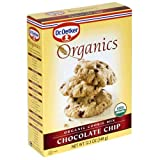 Dr. Oetker Organic Chocolate Chip Cookie Mix, 12.3-Ounce Unit (Pack of 4)