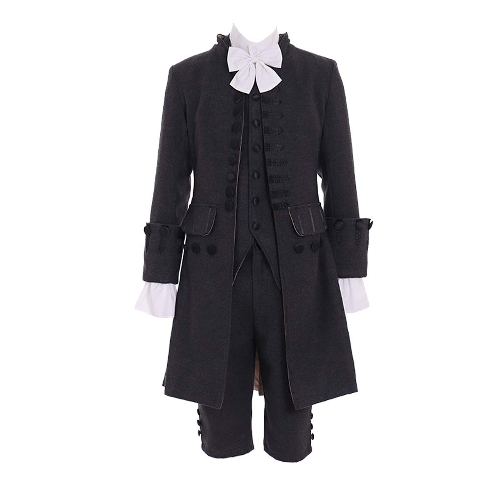 Masquerade Ball Clothing: Masks, Gowns, Tuxedos 1791s lady Mens Medieval Victorian Vintage Tudor Suit Uniform Costume $125.50 AT vintagedancer.com
