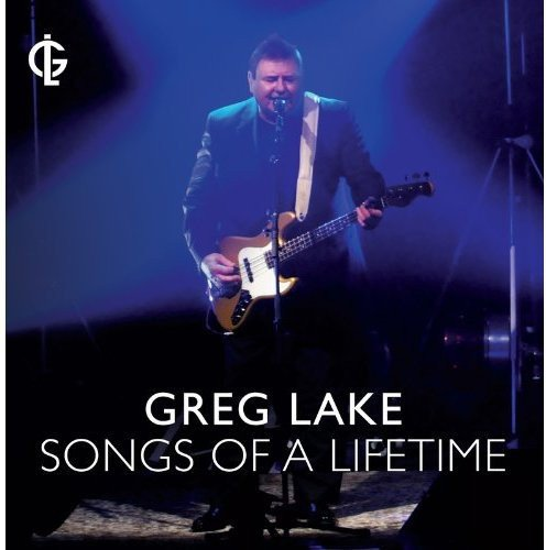 Lifetime Cd (Songs Of A Lifetime /  Greg Lake)