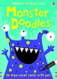 Monster Doodles (Activity and Puzzle Cards)