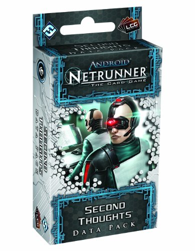 Android Netrunner LCG: Second Thoughts