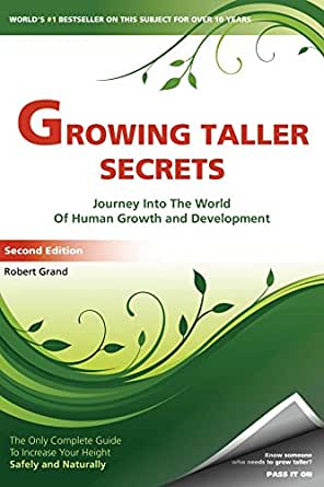 Best product growing taller secrets: journey into the world of human….