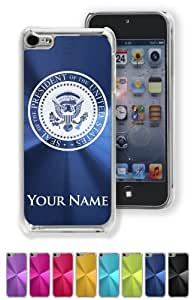 Case/Cover for iPhone 5C - PRESIDENTIAL SEAL - Personalized for FREE (Click the CONTACT SELLER link after purchase and send a message with your case color and engraving request)