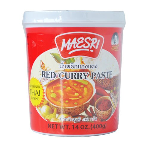 Maesri Red Curry Paste 14oz