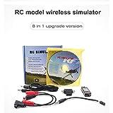 GoolRC STARTRC 8-in-1 RC Flight Simulator Wireless