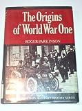 Origins of World War I, Roger Parkinson, 0399106111