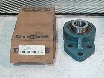 "Details about  /Fits Dodge 126758 1-1//4/"" X 1-1//4/""BORE 3-BOLT FLANGE BEARING"