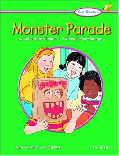 The Oxford Picture Dictionary for Kids Kids Readers: Kids Reader Monster Parade