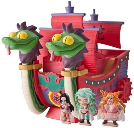 Megahouse Chara Bank Boa Hancock S Kuja Pirates Toys Games Amazon Com