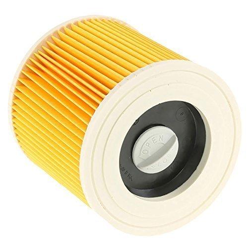 Alta qualità per Karcher-Filtro a cartuccia WD2250 WD2400 WD2500 & aspirapolvere Wet Dry Vacspare
