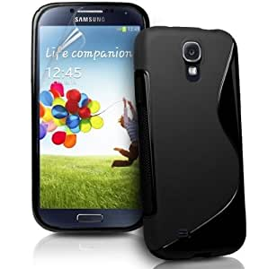 S4 Case,2014 New Mobile Phone Bag, S Line Soft TPU Gel Skin Cover Case For Samsung Galaxy S4 i9500 ,10 pcs