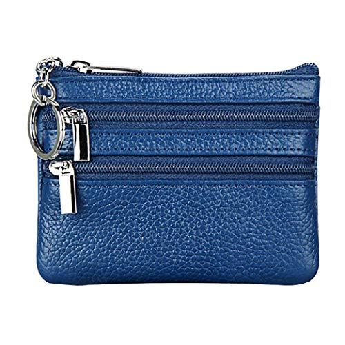 Women's Coin Purse,Money Bags Small Change Wallets Key Holder Case Mini Zipper Wallet by-NEWONESUN