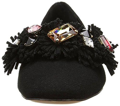 Castañer Hyacinth-Crystal Felt - Zapatos Para Mujer Black