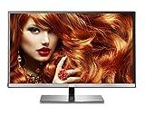 AOC Q2577PWQ 25-Inch Class IPS Quad LED Monitor, 2560x1440, 350sd/m2, 5ms, 50M:1 DCR, VGA, DVI, DP, HDMI, SPK