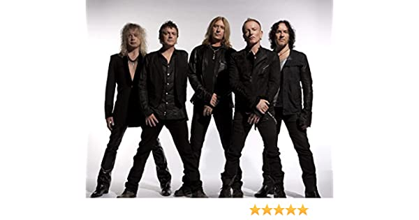 Def Leppard 8 x 10//8x10 GLOSSY Photo Picture