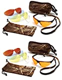 Ducks Unlimited PYRAMEX Shooting Safety Glasses